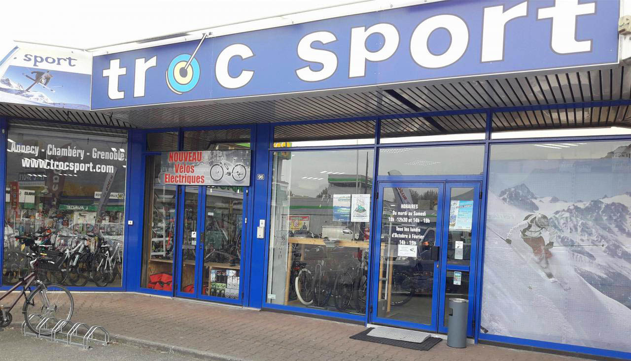 Magasin grenoble |Troc Sport